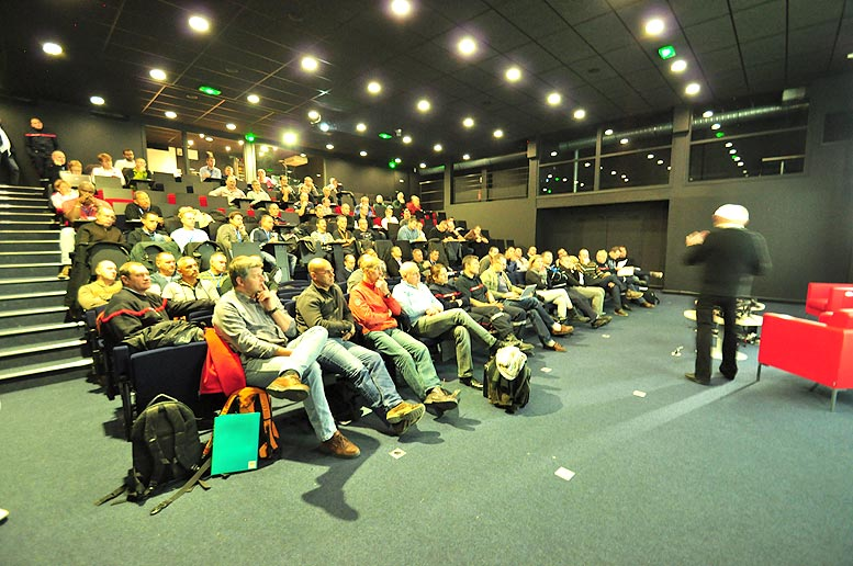 10ème forum des cadres de plongée à Valabre