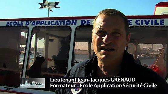 Lieutenant Jean-Jacques GRENAUD - ECASC