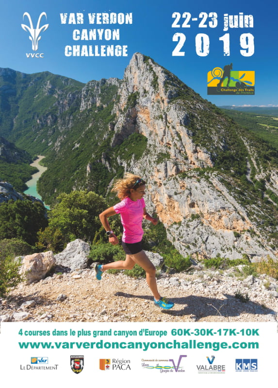 Trail du Var Verdon Canyon Challenge 2019