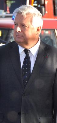 Alain PERRET, Directeur de la sécurité civile