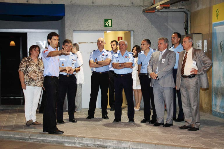 Convention avec l'institut de Seguretat de Catalunya