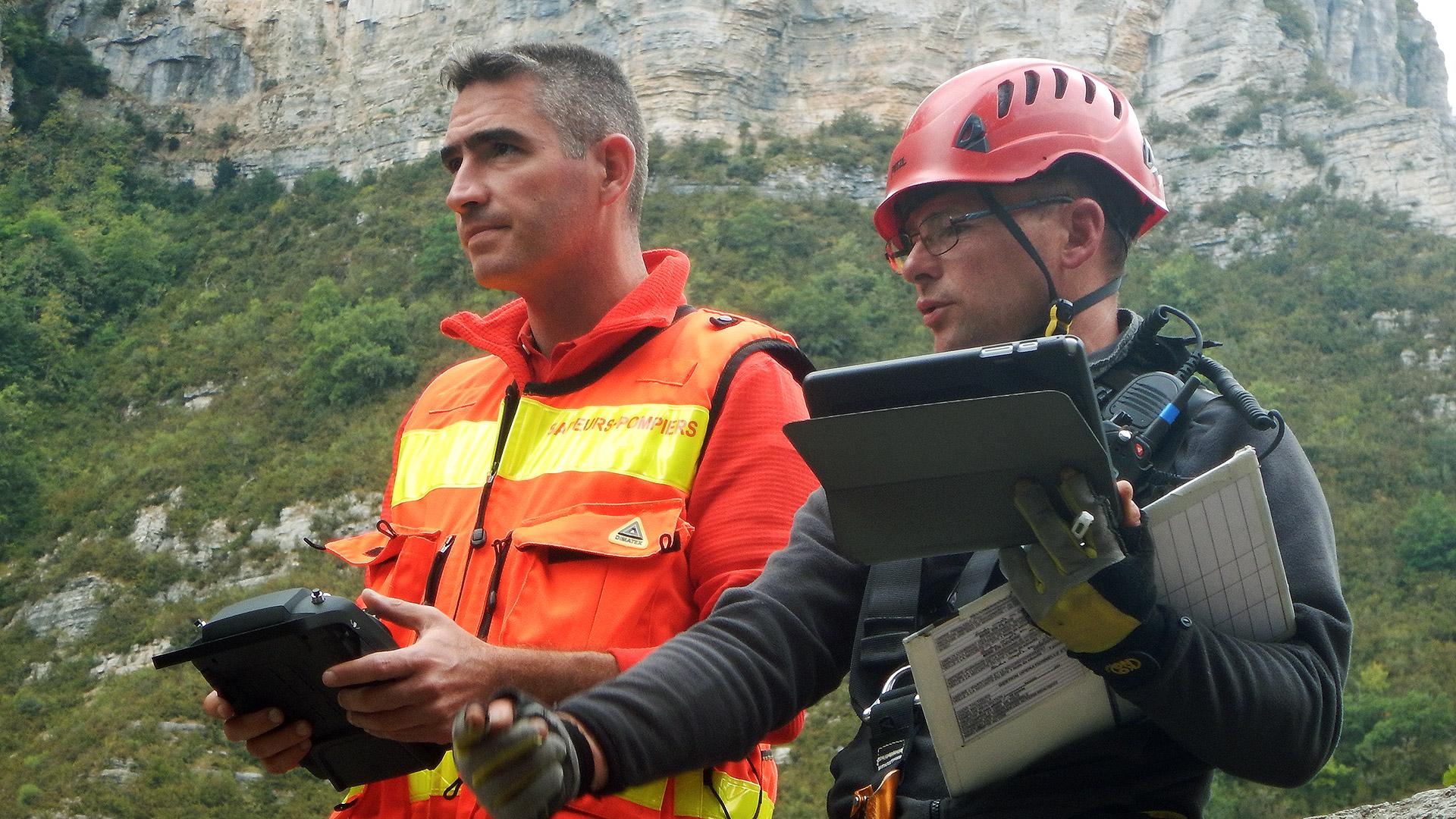Forum des cadres de secours en milieu périlleux - GRIMP ECASC