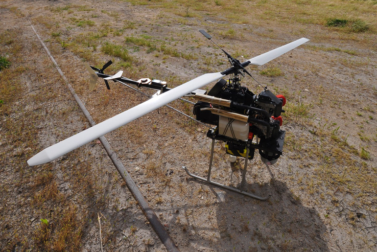 Exercice drone Bolene