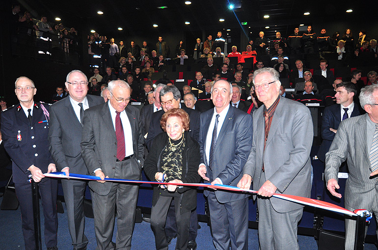 Inauguration Centre Pierre Gaudin Valabre