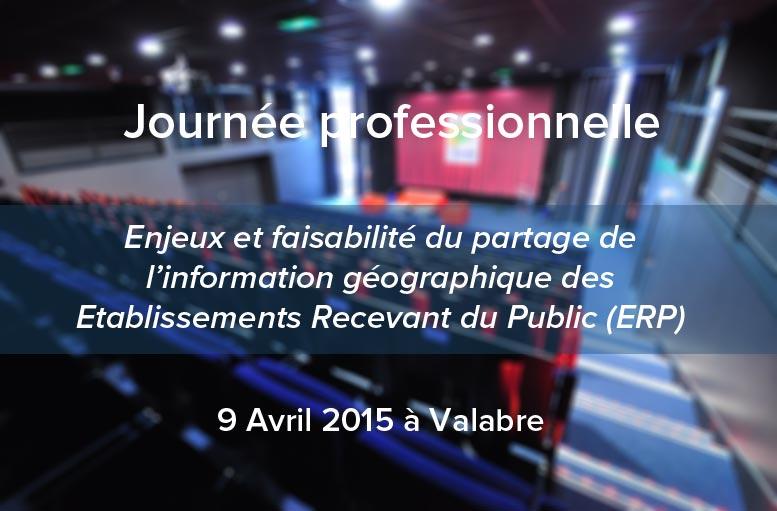 Journée professionnelle ERP Valabre
