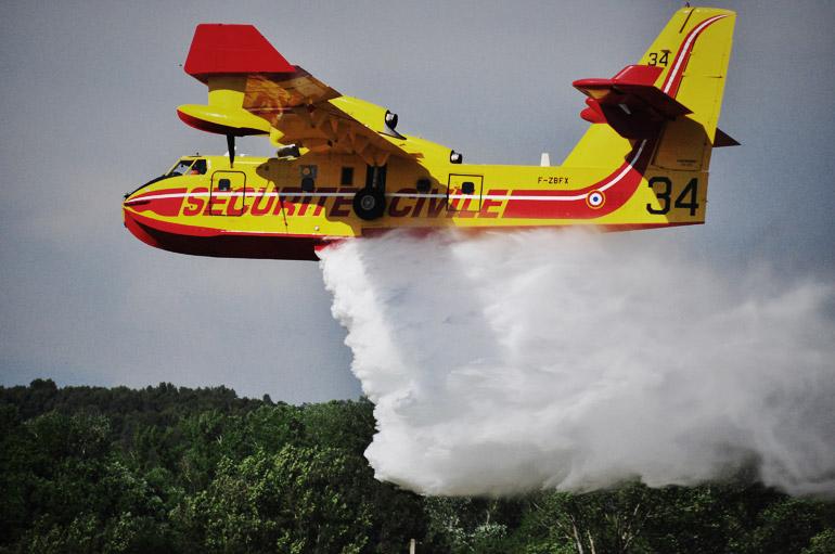 50 ans bombardiers d'eau - meeting aérien