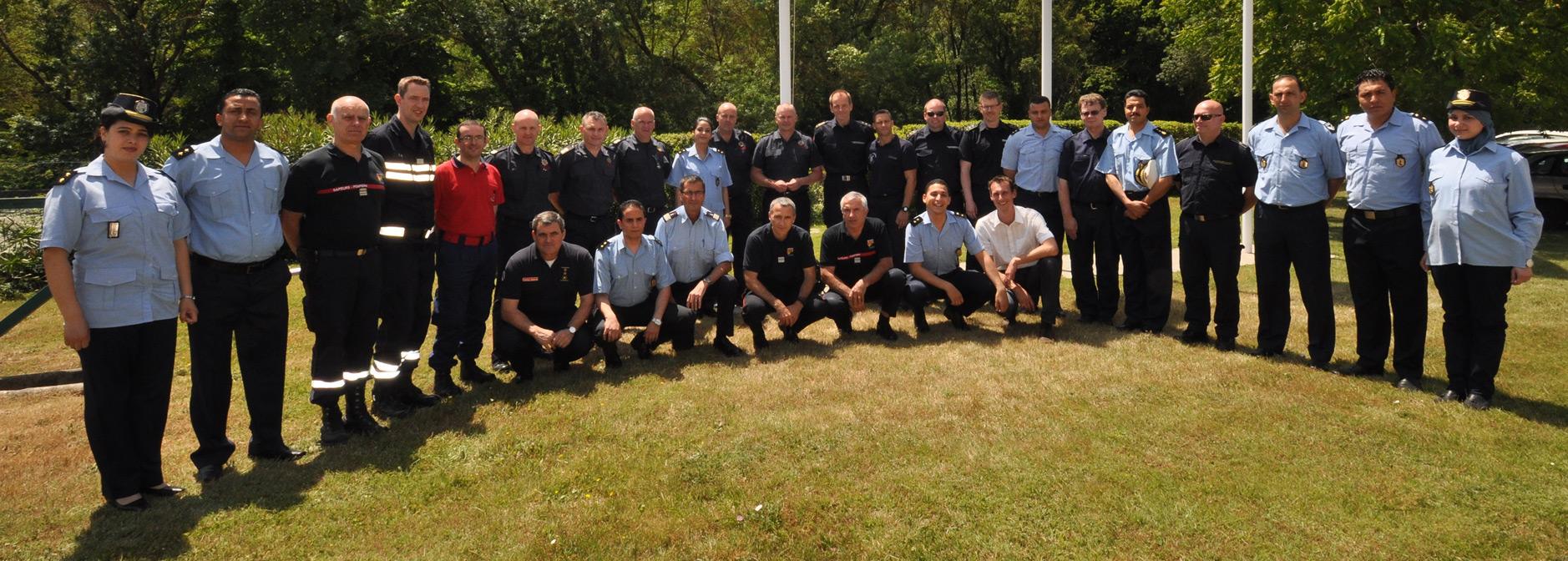 Visite délégation étrangère Mai 2014