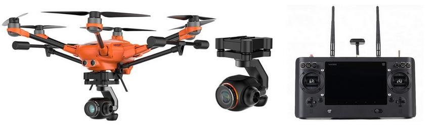 Photo de drone modèle H520 de YUNEEC