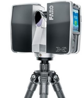 Photo du Scanner FARO Focus 3D X130