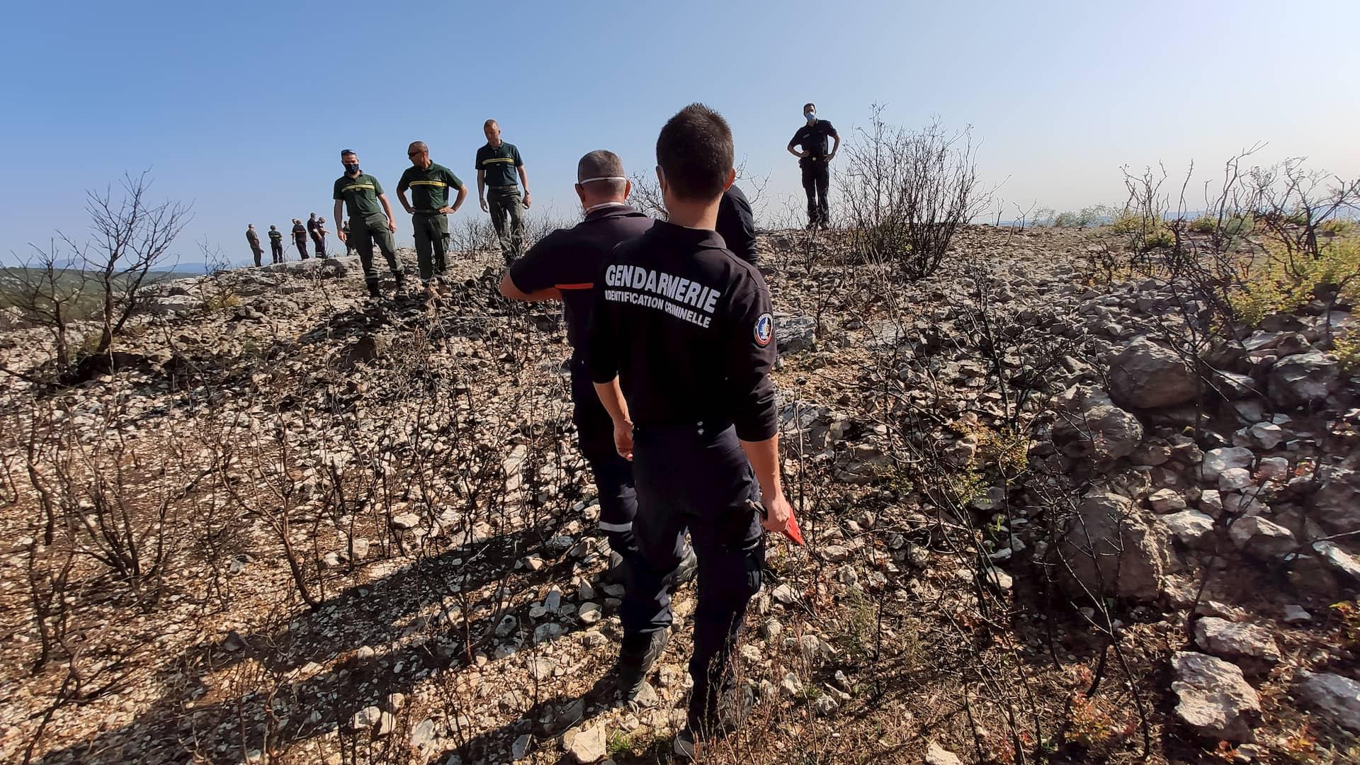 RCCI : Recherche des Causes et Circonstances des Incendies