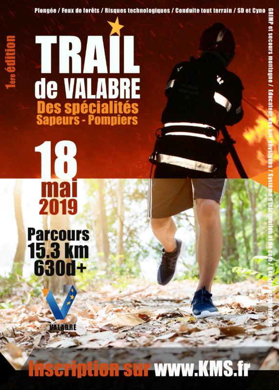[ Annulé ] Trail de Valabre des spécialités de Sapeurs-Pompiers
