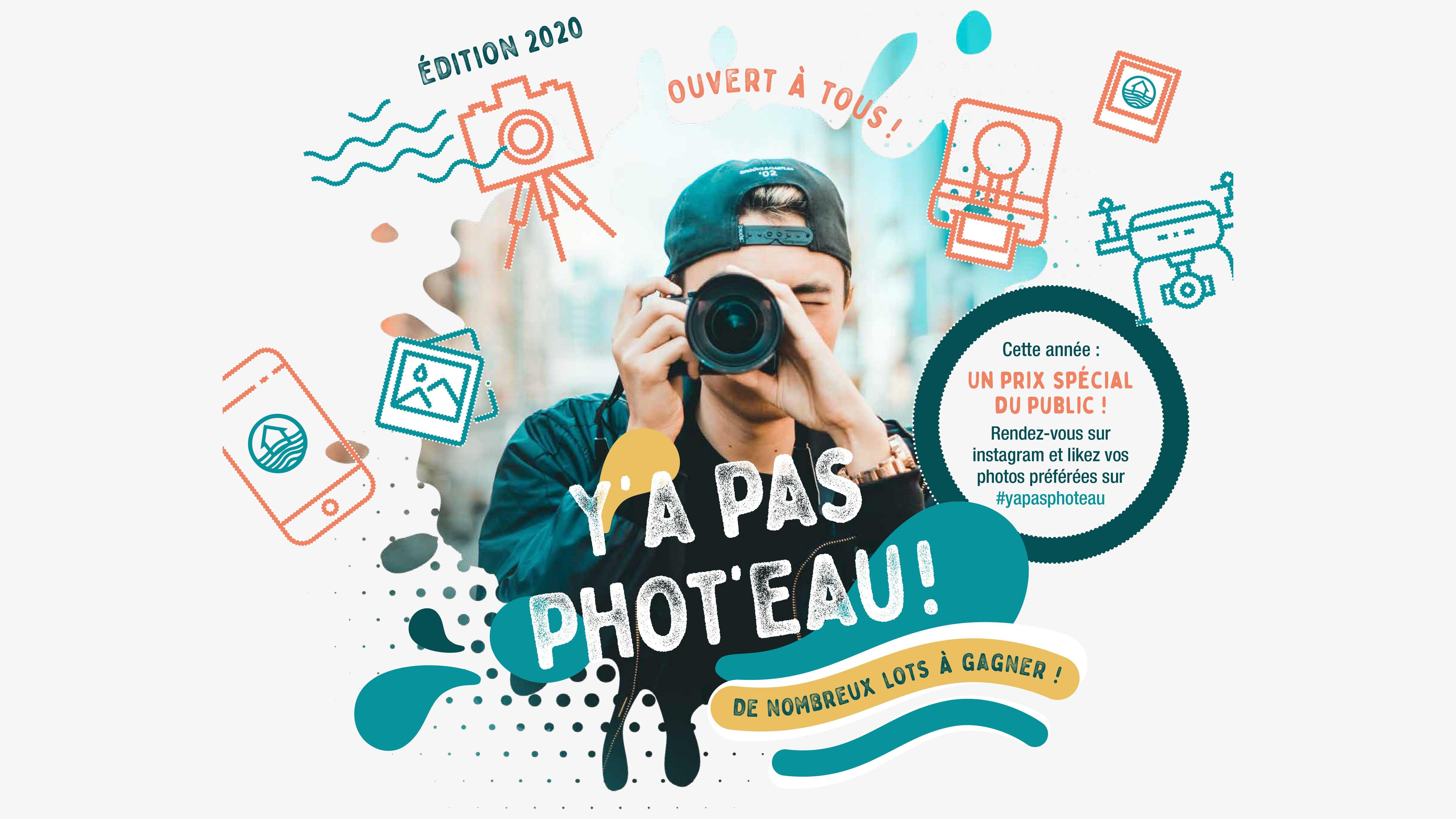 Concours photo Inondation Arc Méditerranéen : Y'A PAS PHOT'EAU