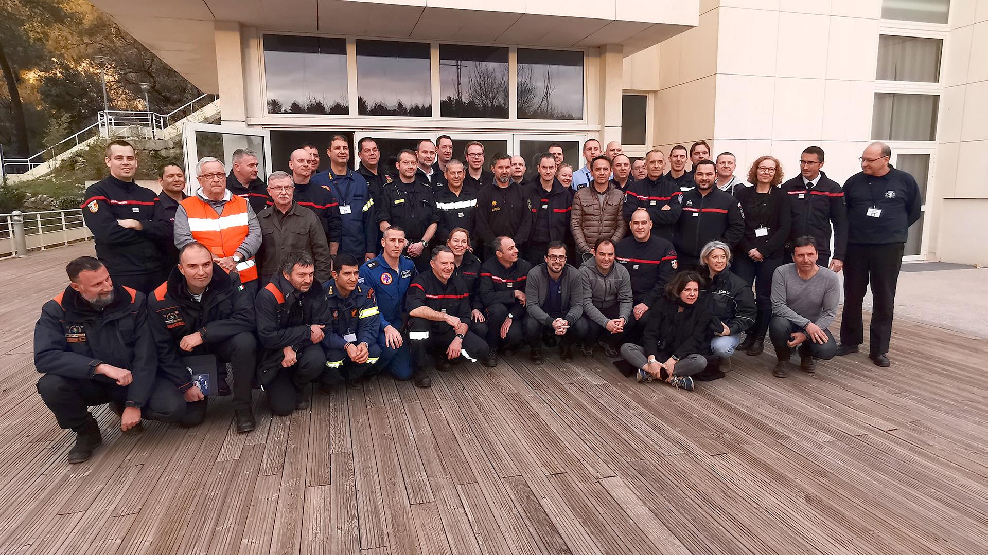 Hub Européen Protection Civile Valabre